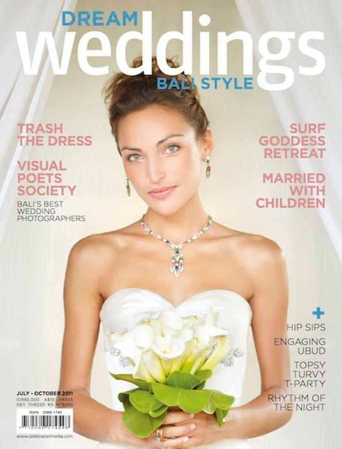 Dream Wedding Bali Style magazine by Yeanne and Team - 007