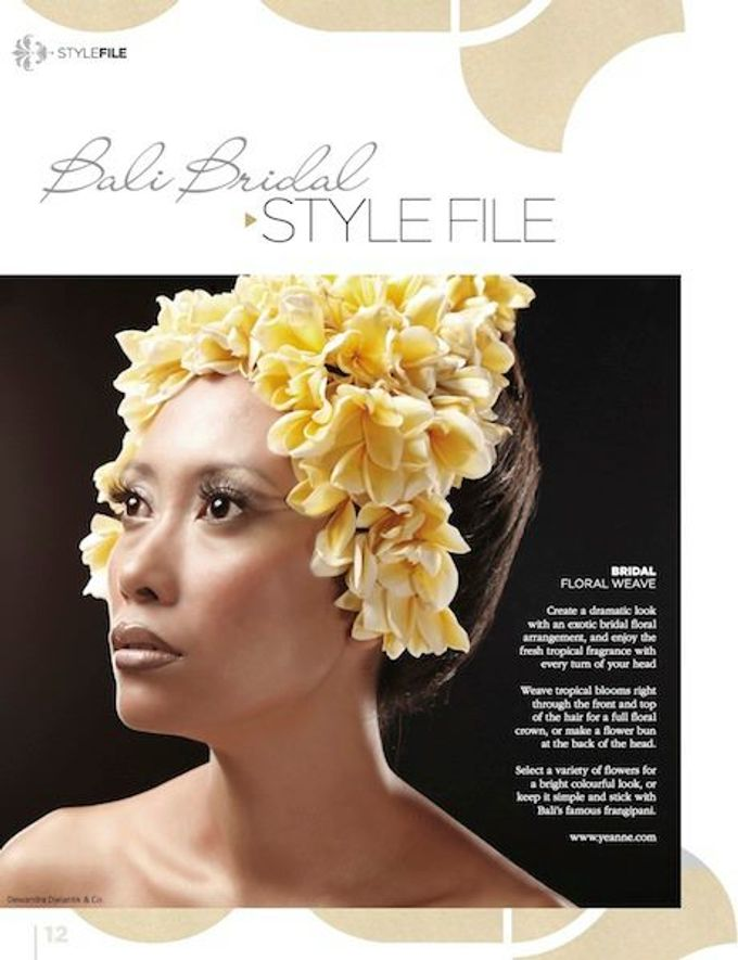 Dream Wedding Bali Style magazine by Yeanne and Team - 008