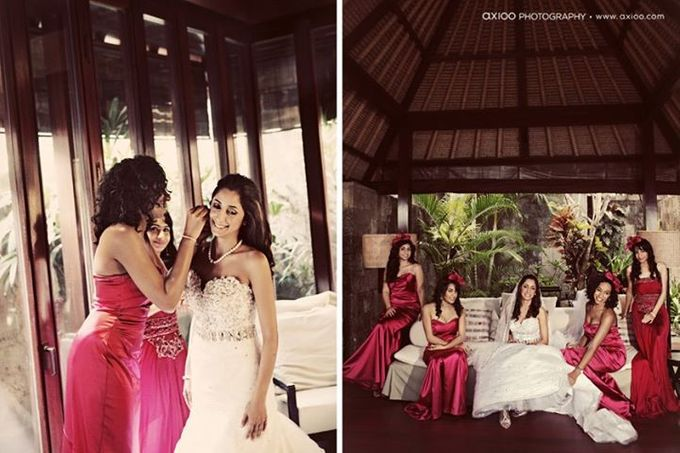 Exclusively Bulgari weddings by Yeanne and Team - 014