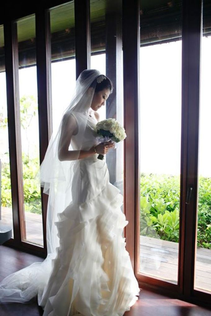 Exclusively Bulgari weddings by Yeanne and Team - 009
