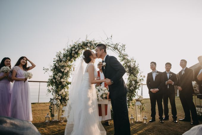 The Wedding of Richie & Soo Young by The edge - 015