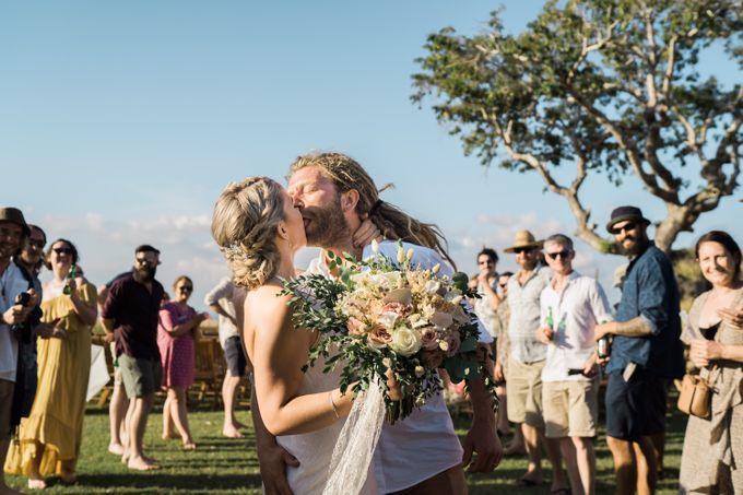 The Wedding of  Sherridan & Dylan by Bali Wedding Atelier - 013