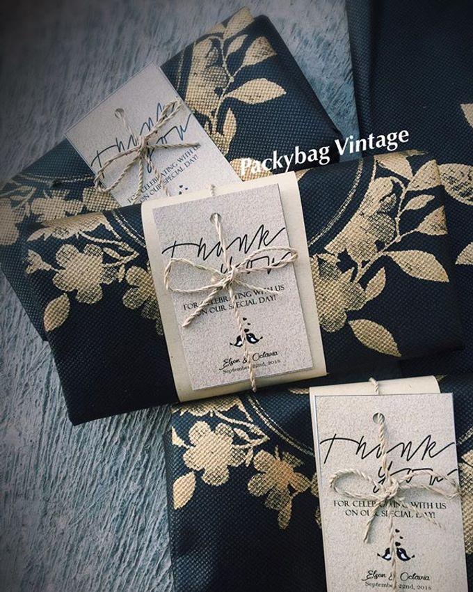 Octavia Wedding // MEDAN - September 2018 by Packy Bag Vintage - 002