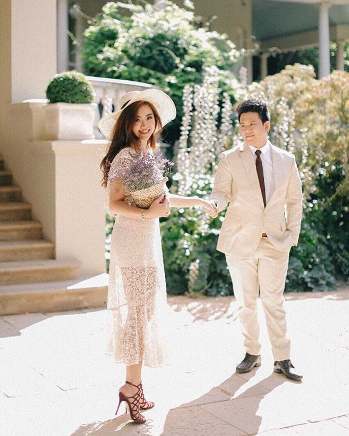 Pre-wedding of Francisca & Billiem by Vivre the Label - 001
