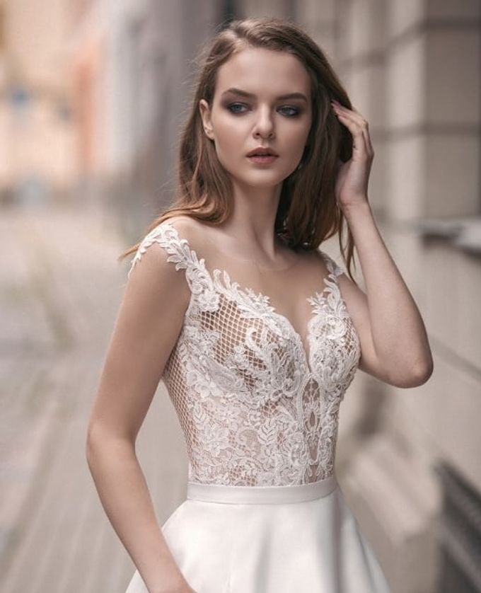 Grace Atelier Weddings - Milva Bridal by Grace Atelier Weddings - 001