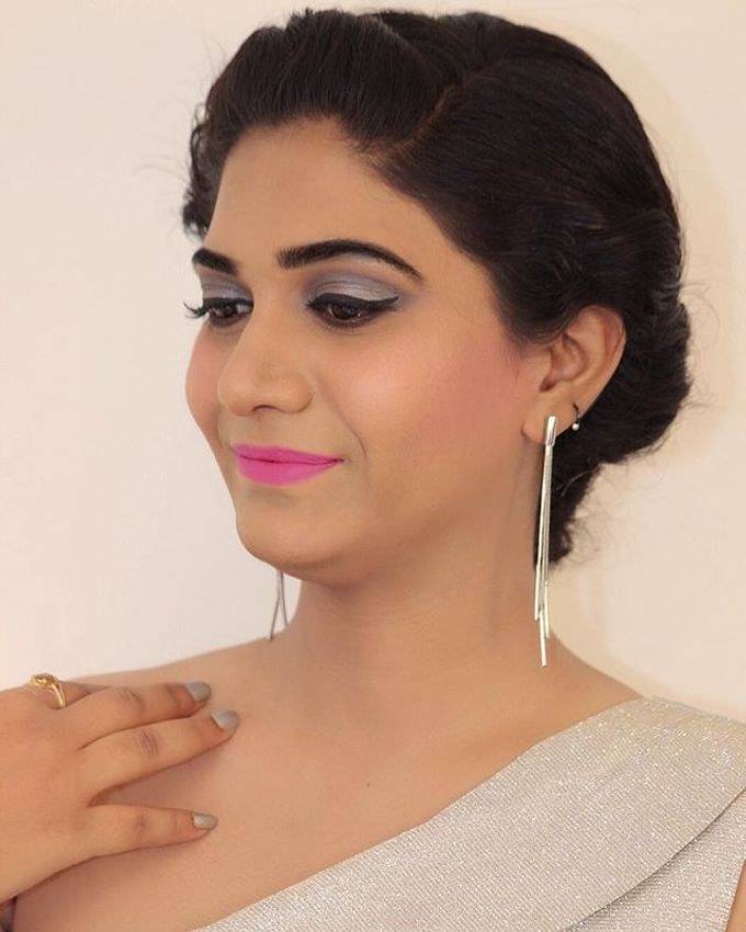 fashion by Makeup Artistry by Piyaa Purii - 006