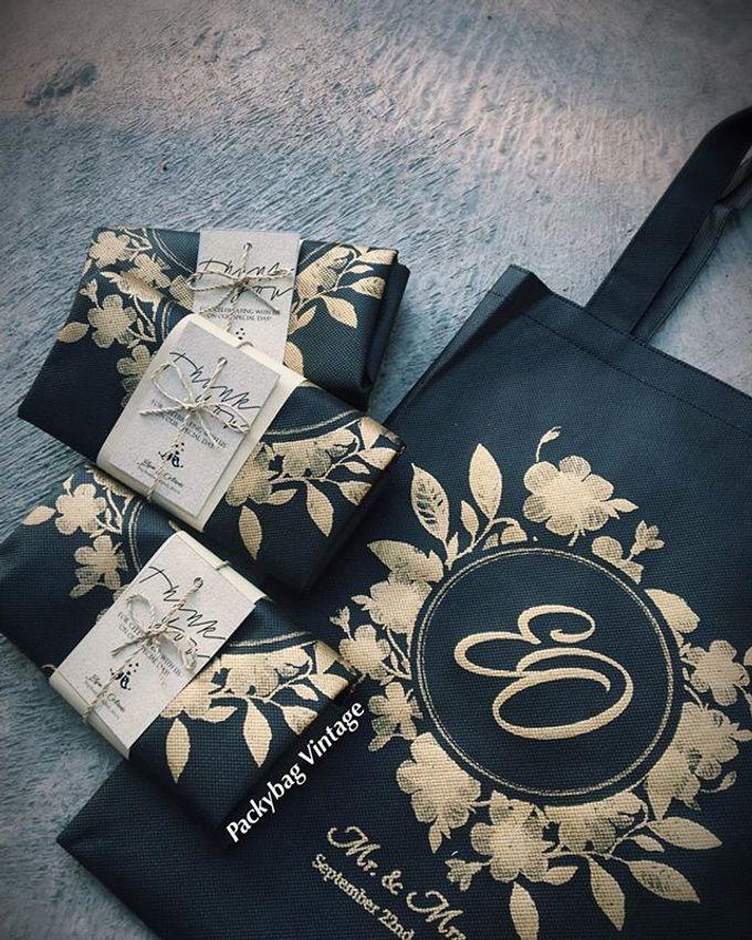 Octavia Wedding // MEDAN - September 2018 by Packy Bag Vintage - 004