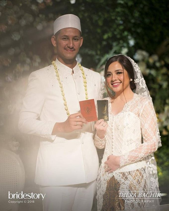 Tasya Randi Akad Nikah by Chandira Wedding Organizer - 001