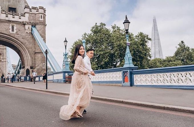 Pre-wedding of Aileen & Daniel by Vivre the Label - 002
