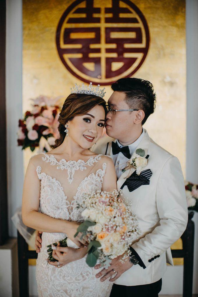 The Wedding of  Tommy & Jenifer by Bali Yes Florist - 008