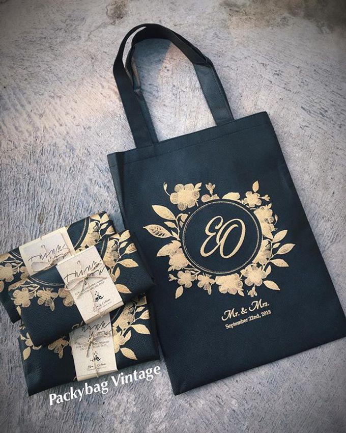 Octavia Wedding // MEDAN - September 2018 by Packy Bag Vintage - 003