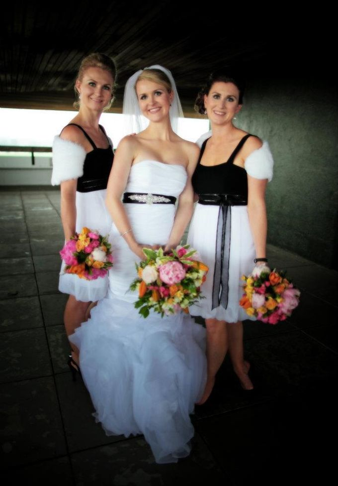 Bridal party makeup by Elly Liana Makeup Artist - 015