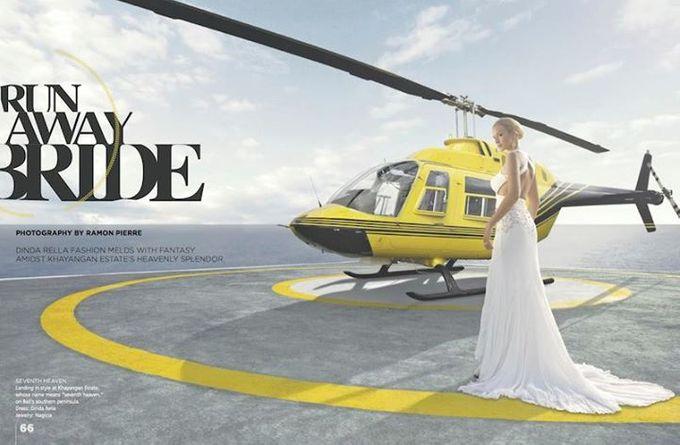 Dream Wedding Bali Style magazine by Yeanne and Team - 002