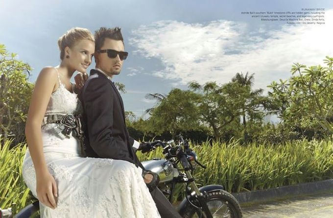 Dream Wedding Bali Style magazine by Yeanne and Team - 004