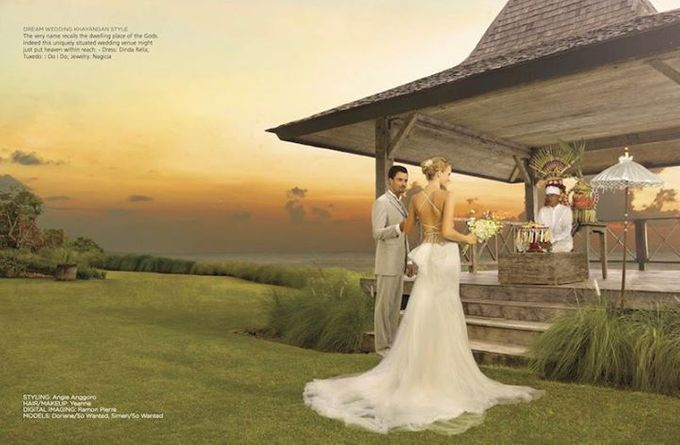 Dream Wedding Bali Style magazine by Yeanne and Team - 006