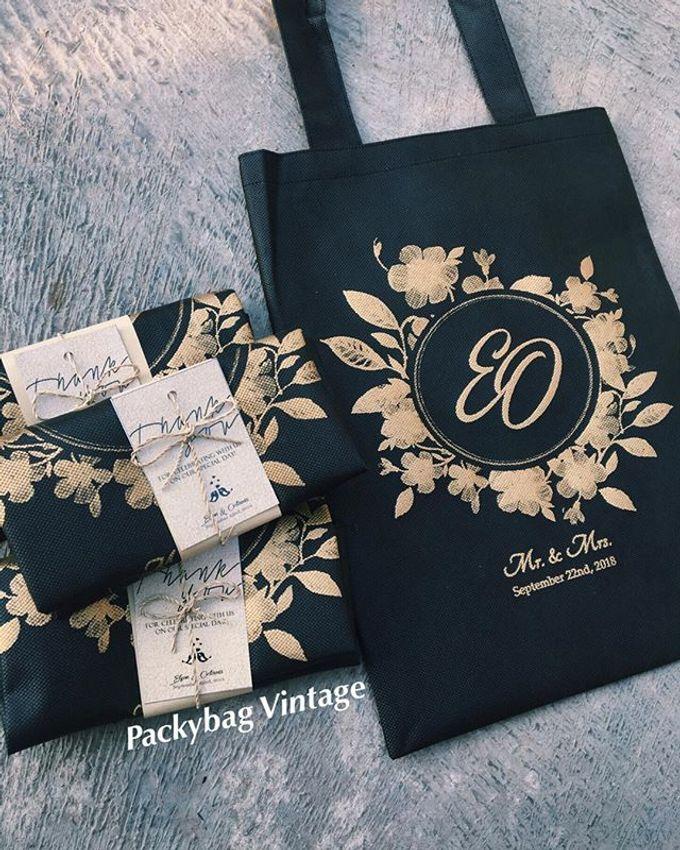 Octavia Wedding // MEDAN - September 2018 by Packy Bag Vintage - 001
