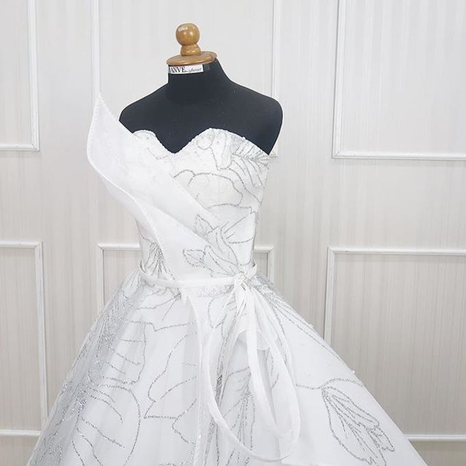 White Gown Colection by Anve Sposa - 005