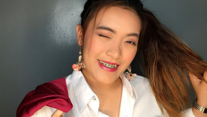 Cyrill Glam Look by Sheng Maquillage - 008