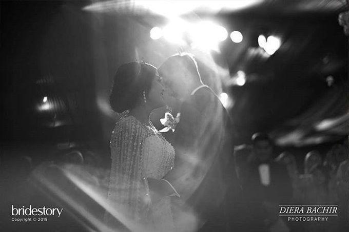 Tasya Randi Resepsi by Chandira Wedding Organizer - 009