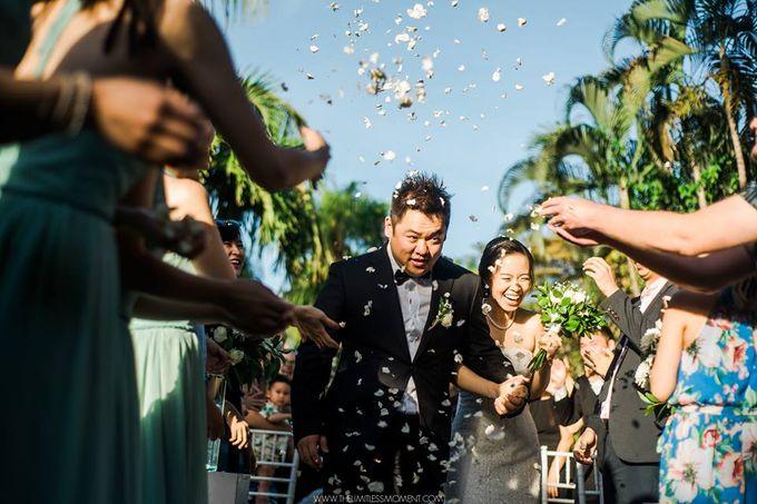 Nancy Chen & JJ Chou by Astagina Resort Villa & Spa Bali - 014