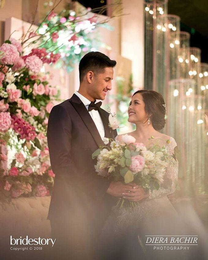 Tasya Randi Resepsi by Chandira Wedding Organizer - 008