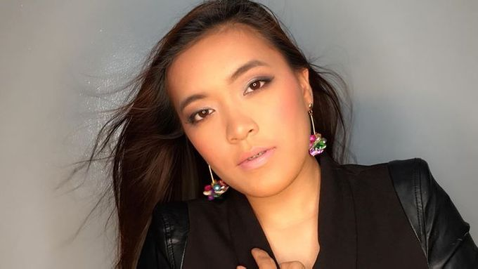 Cyrill Glam Look by Sheng Maquillage - 009