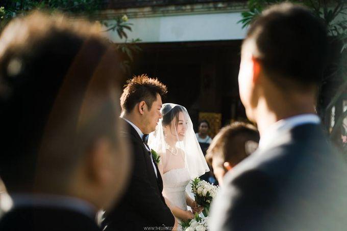 Nancy Chen & JJ Chou by Astagina Resort Villa & Spa Bali - 008
