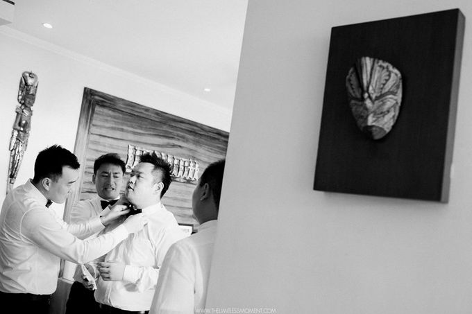 Nancy Chen & JJ Chou by Astagina Resort Villa & Spa Bali - 034