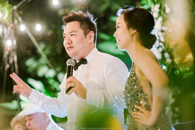 Nancy Chen & JJ Chou by Astagina Resort Villa & Spa Bali - 040