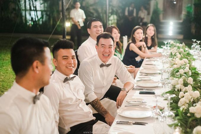 Nancy Chen & JJ Chou by Astagina Resort Villa & Spa Bali - 041