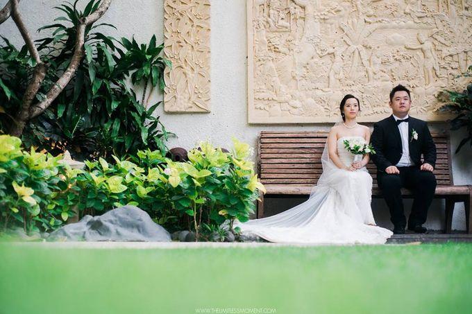 Nancy Chen & JJ Chou by Astagina Resort Villa & Spa Bali - 022