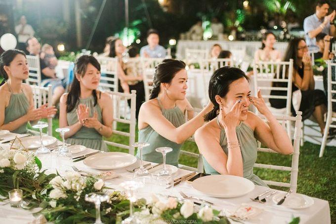 Nancy Chen & JJ Chou by Astagina Resort Villa & Spa Bali - 042