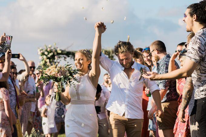 The Wedding of  Sherridan & Dylan by Bali Wedding Atelier - 012