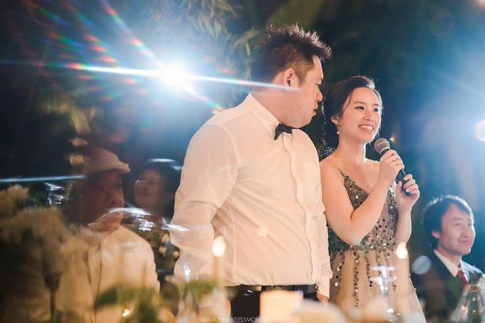 Nancy Chen & JJ Chou by Astagina Resort Villa & Spa Bali - 043