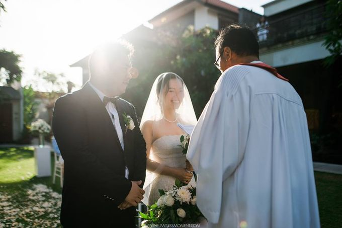 Nancy Chen & JJ Chou by Astagina Resort Villa & Spa Bali - 009