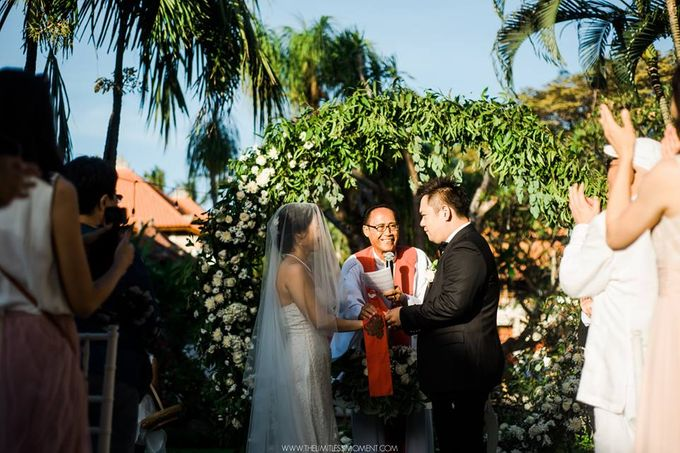 Nancy Chen & JJ Chou by Astagina Resort Villa & Spa Bali - 012