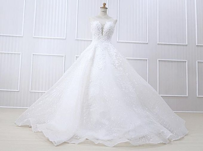 White Gown Colection by Anve Sposa - 008