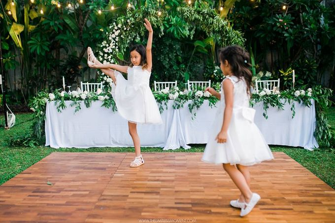 Nancy Chen & JJ Chou by Astagina Resort Villa & Spa Bali - 044