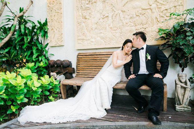 Nancy Chen & JJ Chou by Astagina Resort Villa & Spa Bali - 023