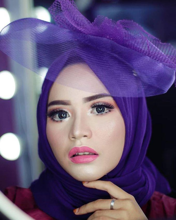 Make up by Owner Tri Lestari by Princessbridalgallery - 003