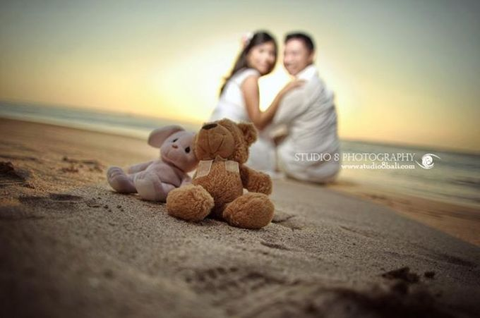 Prewedding - Evan & Shirley by Studio 8 Bali Photography - 038