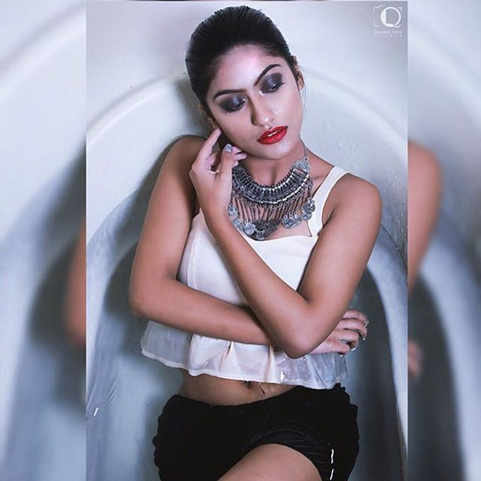 fashion by Makeup Artistry by Piyaa Purii - 004