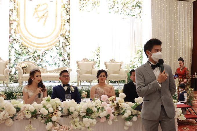 Entertainment Jazz Wedding JW Marriott Jakarta - Double V Entertainment by Double V Entertainment - 015