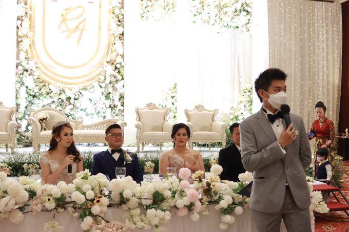 Entertainment Jazz Wedding JW Marriott Jakarta - Double V Entertainment by EIFFEL CAKE - 015
