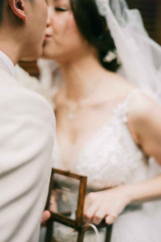Alvin & Natasha Wedding by Philip Formalwear - 023