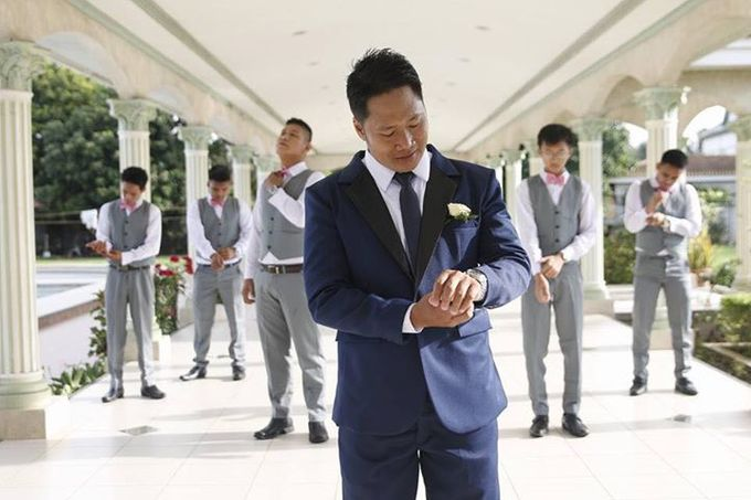 Jayber and  Len Wedding by Sheng Maquillage - 013