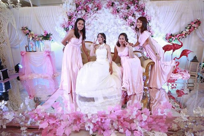 Jayber and  Len Wedding by Sheng Maquillage - 008