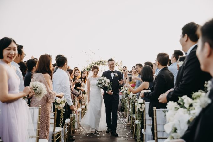 The Wedding of Richie & Soo Young by The edge - 018