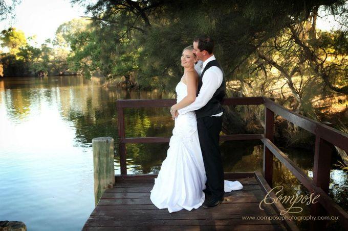 Joanne & Kirk by Carte Blanche Wedding Design - 003