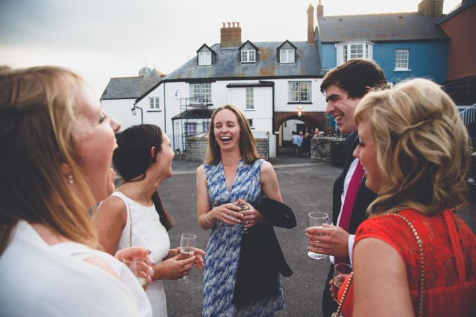 Clare and Ben's Marine Theatre wedding, Lyme Regis by Andrew George Photography - 038
